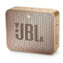 PARLANTE BLUETOOTH JBL GO2 CHAMPAGNE