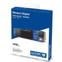SSD 500 GB. WESTERN DIGITAL BLUE M.2 NVME