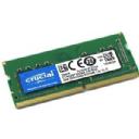 SODIMM DDR4 4 GB. 2400 MHz CRUCIAL